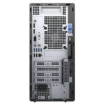 Dell N009O7080MT OptiPlex 7080 MT CI7 10700 8GB 256GB SSD Win10 Pro Masaüstü Bilgisayar