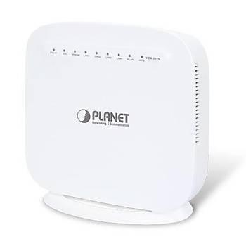 Planet PL-VDR-301N 4 Port 4 x 10/100BASE-TX 802.11n Wireless VDSL2 Bridge Access Point