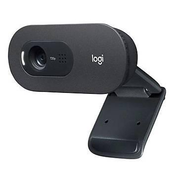 Logitech 960-001364 C505 720p HD USb Mikrofonlu Webcam