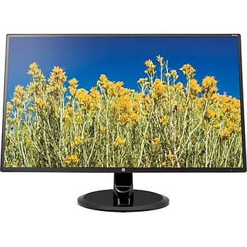 Hp 2YV11AA 27Y 27 inch 1920x1080 5ms VGA DVI HDMI Siyah Monit鰎