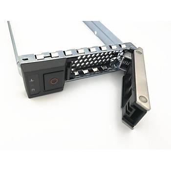 Oem OT-X7K8W Dell Uyumlu 3.5 x 1 Yuva 3.5 inch Çevirici Disk Kýzaðý