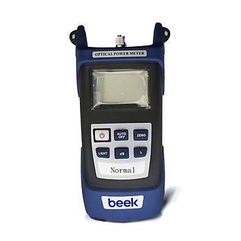 Beek BT-OPM-N FC SC mW dBm dB Optik Güç Ölçer