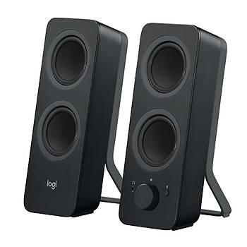 Logitech 980-001295 Z207 1+1 10W Siyah Bluetooth Hoparl鰎