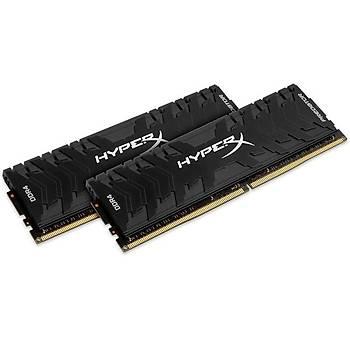 Kingston HX436C17PB3K2/32 32 GB (2x16) DDR4 3600Mhz CL17 HyperX Predator Bilgisayar Bellek