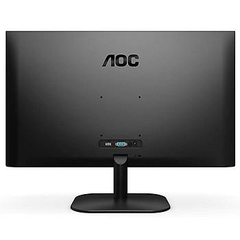 Aoc 27B2HEU 27 inch 1920x1080 5ms 75Hz VGA HDMI IPS Siyah Monitör