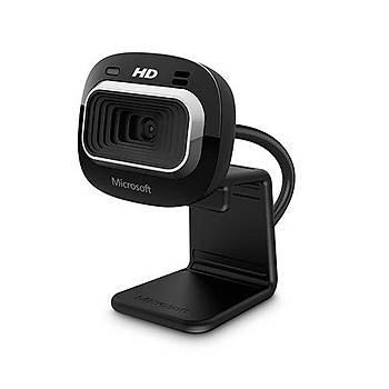 Microsoft T3H-00012 LifeCam HD-3000 720P Usb Webcam