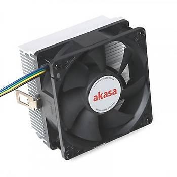 Akasa AK-CC1107EP01 8cm Fanlý AMD Uyumlu Ýþlemci Soðucusu