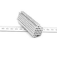 4x6 mm Yuvarlak Güçlü Neodyum Mýknatýs (Çap 4 mm Kalýnlýk 6 mm)