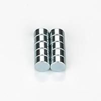 5x3 mm Yuvarlak Güçlü Neodyum Mýknatýs (Çap 5 mm Kalýnlýk 3 mm)
