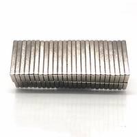 25x10x3 mm Dikdörtgen Neodyum Mýknatýs Boy 25mm En 10mm Kalýnlýk 3mm