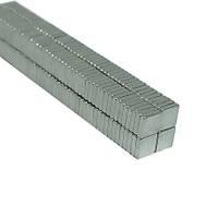 3,5x3,5x1,5 mm Dikdörtgen Neodyum Mýknatýs Boy 3,5mm En 3,5mm Kalýnlýk 1,5mm