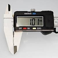 15x10x1 mm Dikdörtgen Neodyum Mýknatýs Boy 15mm En 10mm Kalýnlýk 1mm