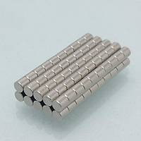 3x3 mm Yuvarlak Güçlü Neodyum Mýknatýs (Çap 3 mm Kalýnlýk 3 mm)