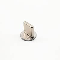 20x20x5 mm Dikdörtgen Neodyum Mýknatýs Boy 20mm En 20mm Kalýnlýk 5mm