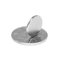 15x1,5 mm Yuvarlak Güçlü Neodyum Mýknatýs(Çap 15mm Kalýnlýk 1,5mm)