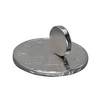 10x2 mm Yuvarlak Güçlü Neodyum Mýknatýs (Çap 10 mm Kalýnlýk 2 mm)
