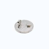 7x1,5 mm Yuvarlak Güçlü Neodyum Mýknatýs (Çap 7 mm Kalýnlýk 1,5 mm)
