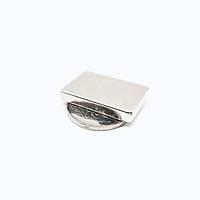 40x25x5 mm Dikdörtgen Neodyum Mýknatýs Boy 40mm En 25mm Kalýnlýk 5mm