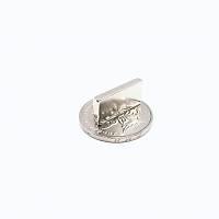 20x8x3 mm Dikdörtgen Neodyum Mýkantýs Boy 20mm En 8mm Kalýnlýk 3mm