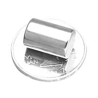 10x15 mm Yuvarlak Güçlü Neodyum Mýknatýs (Çap 10mm Kalýnlýk 15mm)