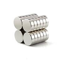 10x2,5mm Yuvarlak Güçlü Neodyum Mýknatýs(Çap 10mm Kalýnlýk 2,5mm)