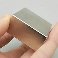 50x50x25 mm Dikdörtgen Neodyum Mýknatýs Boy 50mm En 50mm Kalýnlýk 25mm