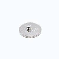 4x4 mm Yuvarlak Güçlü Neodyum Mýknatýs (Çap 4 mm Kalýnlýk 4 mm)