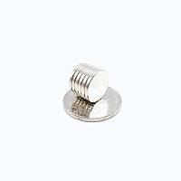 14x2 mm Yuvarlak Güçlü Neodyum Mýknatýs (Çap 14 mm Kalýnlýk 2 mm)