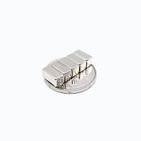 10x5x5 mm Dikdörtgen Neodyum Mýknatýs Boy 10mm En 5mm Kalýnlýk 5mm