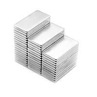20x10x1 mm Dikdörgen Neodyum Mýknatýs Boy 20mm En 10mm Kalýnlýk 1mm