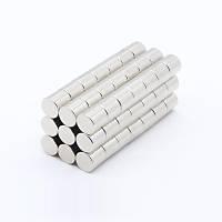 8X8 mm Yuvarlak Güçlü Neodyum Mýknatýs (Çap 8mm Kalýnlýk 8mm)