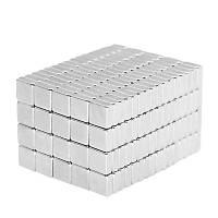 5x5x2,5 mm Dikdörtgen Neodyum Mýknatýs Boy 5mm En 5mm Kalýnlýk 2,5mm