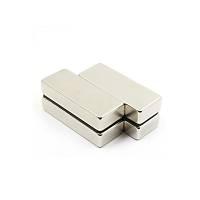 50x20x10 mm Dikdörtgen Neodyum Mýknatýs Boy 50mm En 20mm Kalýnlýk 10mm