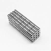 5x10 mm Yuvarlak Güçlü Neodyum Mýknatýs (Çap 5 mm Kalýnlýk 10 mm)
