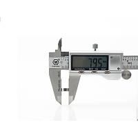 8x4 mm Yuvarlak Güçlü Neodyum Mýknatýs (Çap 8mm Kalýnlýk 4mm)