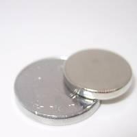 15x2 mm Yuvarlak Güçlü Neoyum Mýknatýs (Çap 5 mm Kalýnlýk 2 mm)