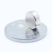 8X3 mm Yuvarlak Güçlü Neodyum Mýknatýs (Çap 8 mm Kalýnlýk 3 mm)