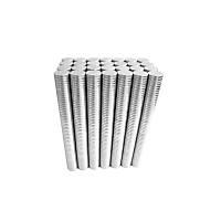 7x2 mm Yuvarlak Güçlü Neodyum Mýknatýs (Çap 7 mm Kalýnlýk 2 mm)