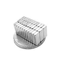 10x4x2 mm Dikdörtgen Neodyum Mýknatýs Boy 10mm En 4mm Kalýnlýk 2mm