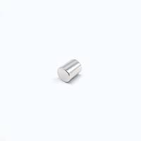 8x10 mm Yuvarlak Neodyum Mýknatýs (Çap 8mm Kalýnlýk 10mm)