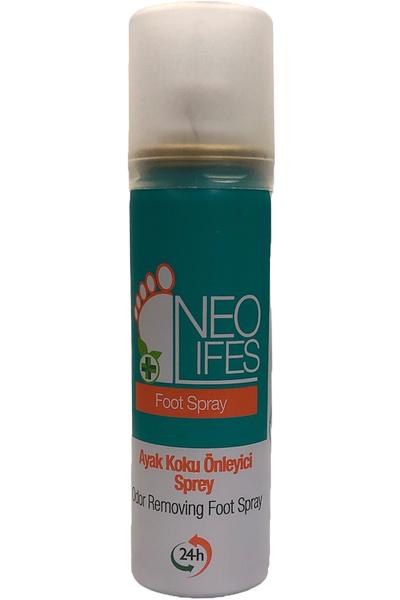 NeoLife Ayak Mantar Ve Koku Önleyici Deodorant