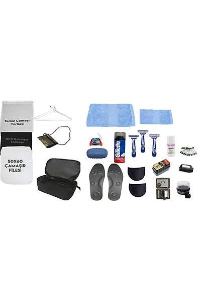 9'lu Acemi Asker Temel Malzeme Paketi: Bedelli Acemi Askeri Malzeme Seti