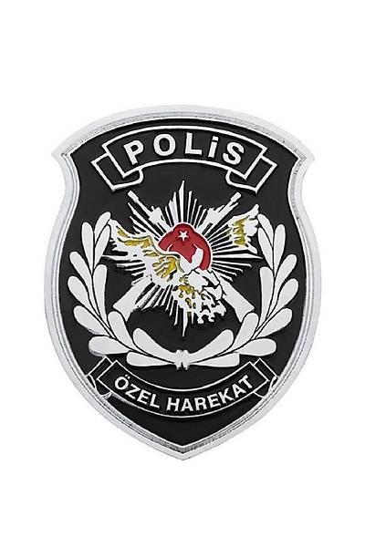 Polis Özel Harekat Cüzdan Rozeti Yapýþtýrmalý