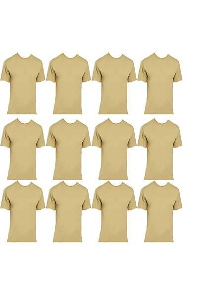 12'li Askeri Haki Renk Çamaþýr Paketi; Bedelli Acemi Çamaþýr Seti