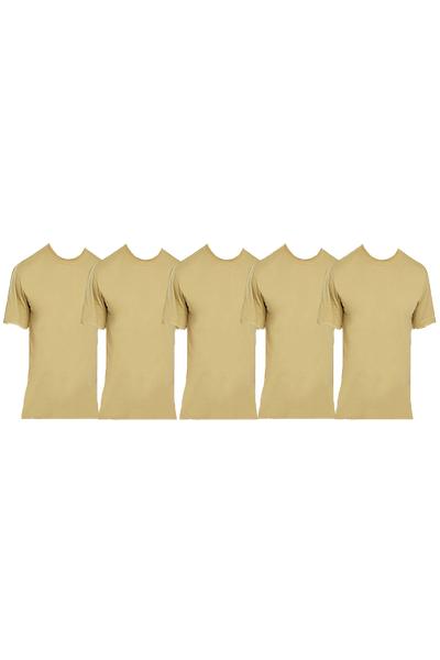 5'li Askeri Haki Renk Çamaþýr Paketi; Bedelli Acemi Çamaþýr Seti