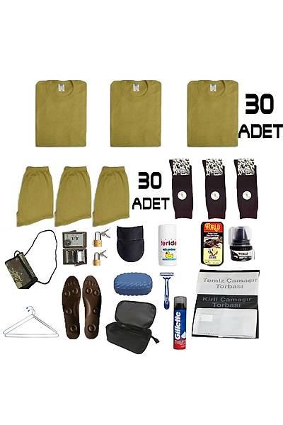 30'lu Temel Jandarma Acemi Asker Paketi
