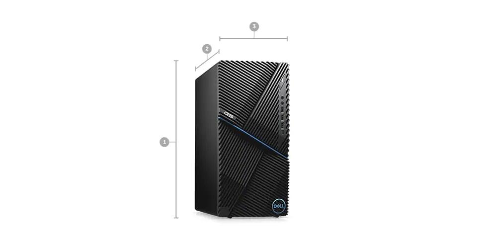 Dell G5 Gaming Boyutlar ve Aðýrlýk