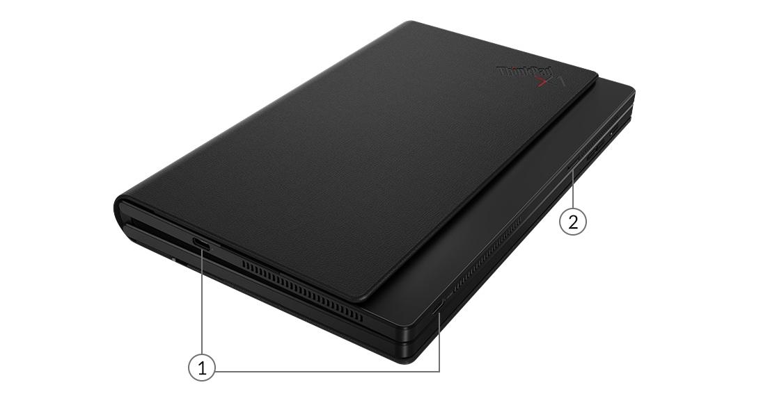 ThinkPad X1 Fold Baðlantý Noktalarý / Yuvalar