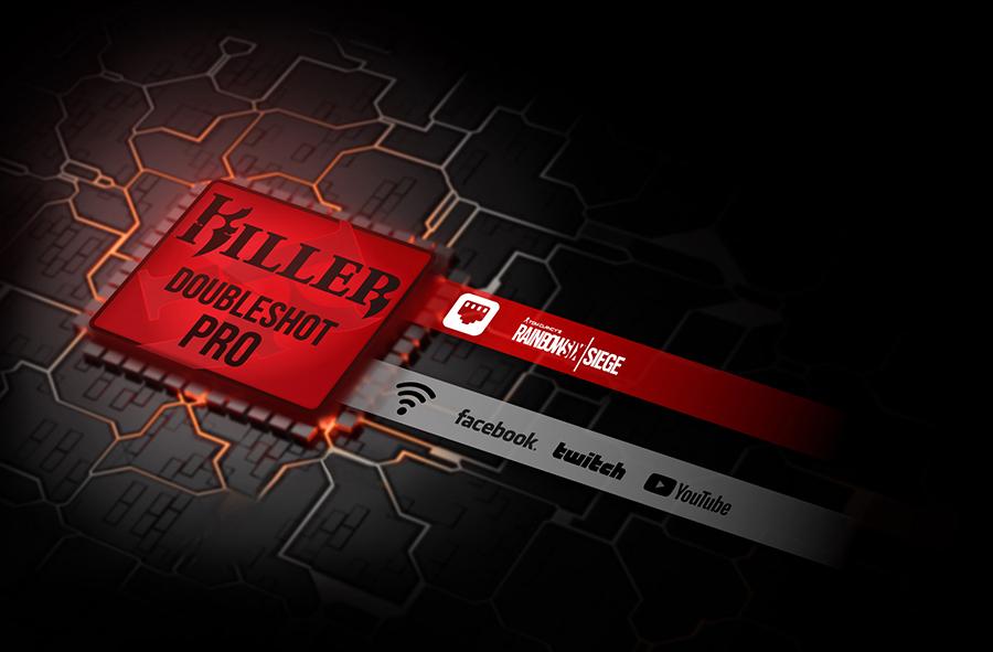 MSI Killer DoubleShot Pro