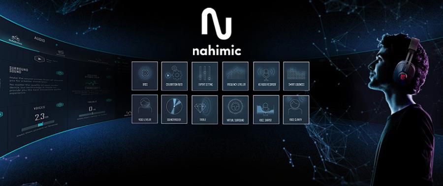 MSI NAHIMIC 3